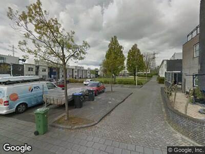 Ambulance naar Brasem in Papendrecht