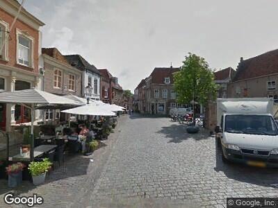 Ambulance naar Vismarkt in Heusden