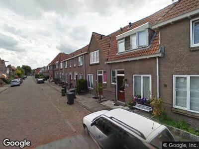 Ambulance naar Rozensteinstraat in Wassenaar