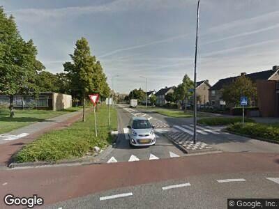 Ambulance naar Merwedelaan in 's-Hertogenbosch