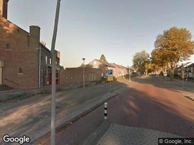 Ambulance naar Dr. Schaepmanstraat in Tiel