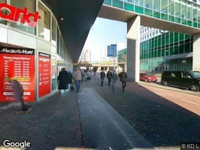 Ambulance naar Lichttoren in Eindhoven