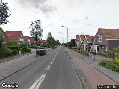 Ambulance naar Gerbrandystraat in Vlissingen vanwege brand