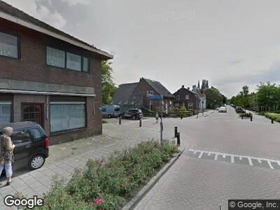 Ambulance naar Papenvoort in Geldrop