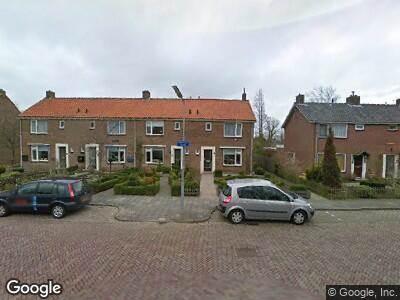 Ambulance naar Schermeerstraat in Stompetoren