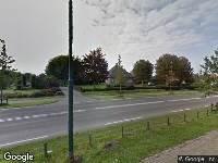 112 melding Ambulance naar Molenstraat in Oeffelt