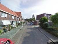 112 melding Politie naar Pastoor Vinkesteynstraat in Kwintsheul vanwege ongeval met letsel