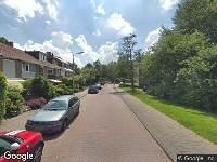 112 melding Besteld ambulance vervoer naar Populierenlaan in Amstelveen