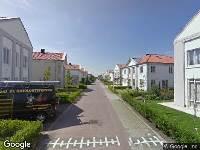 112 melding Ambulance naar Sokrateslaan in Alphen aan den Rijn