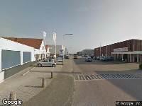 112 melding Brandweer naar Puttenstraat in Genemuiden vanwege activering sprinkler