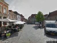 112 melding Ambulance naar Vismarkt in Heusden
