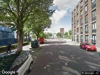 112 melding Brandweer en politie naar Sint Ceciliastraat in Tilburg vanwege letsel