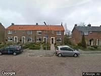 112 melding Brandweer naar Schermeerstraat in Stompetoren