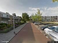 112 melding Ambulance naar Fluweelboomlaan in Amstelveen