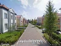 112 melding Ambulance naar Platolaan in Alphen aan den Rijn