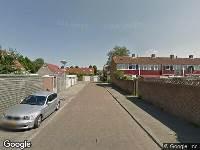 Brandweer naar Rombout Keldermansstraat in Breda