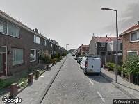 112 melding Ambulance naar Vrijlandtstraat in Pernis Rotterdam