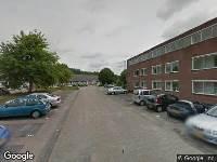 112 melding Ambulance naar Zwanebloemplein in Papendrecht