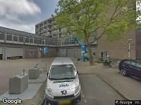 112 melding Brandweer naar Rembrandthof in Amstelveen