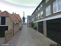 112 melding Brandweer naar Molenstraat in Heusden vanwege waarnemen gaslucht