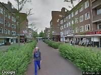 Ambulance naar Bartholomeus Diazstraat in Amsterdam