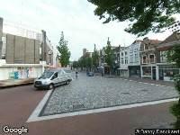 112 melding Ambulance naar Johan de Wittstraat in Dordrecht