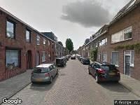 Brandweer naar Gaffelstraat in Breda vanwege verkeersongeval