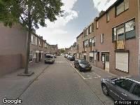112 melding Brandweer en politie naar Odilia van Salmstraat in Breda vanwege overval