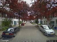 112 melding Brandweer naar Schellingstraat in Eindhoven vanwege brand