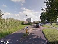 112 melding Politie naar Gouverneurlaan in Zwolle vanwege letsel