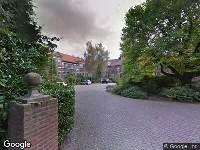 112 melding Ambulance naar Kapucijnenhof in Oosterhout