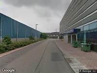 112 melding Brandweer naar Siem Heidenstraat in Rotterdam vanwege brand