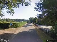 112 melding Politie naar Sonhofweg in Uden vanwege ongeval met letsel