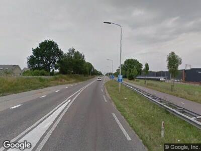 Politie naar Schoenaker in Wijchen vanwege ongeval met letsel