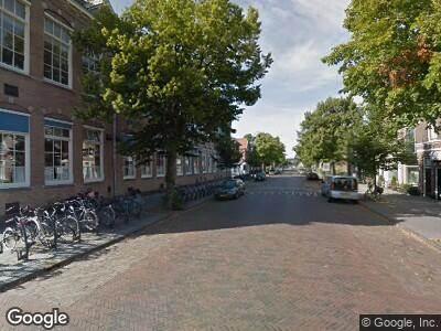 Ambulance naar Wouwermanstraat in Haarlem