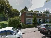 Ambulance naar Meijersplein-Zuid in Rotterdam