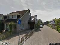 112 melding Ambulance naar Zilvermeeuwstraat in Alkmaar