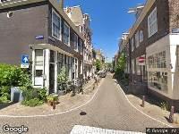 112 melding Ambulance naar Weteringstraat in Amsterdam