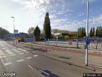 Ambulance naar 2e Rosestraat in Rotterdam
