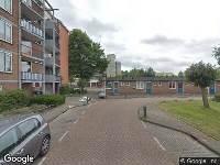 Brandweer naar Tutein Noltheniusstraat in Amsterdam vanwege brand