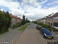 112 melding Ambulance naar Bernhardstraat in Numansdorp