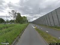 112 melding Ambulance naar Voorlandpad in Amsterdam