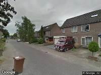 112 melding Ambulance naar Nicoline Swijgmanstraat in Breda