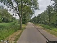 Ambulance naar Riekerweg in Amsterdam