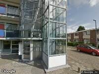 112 melding Ambulance naar La Fontainestraat in Rotterdam