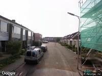 112 melding Ambulance naar Pegasusstraat in Zwijndrecht