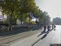 112 melding Ambulance naar Kleine-Gartmanplantsoen in Amsterdam
