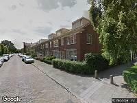 112 melding Ambulance naar Albert Verweystraat in Voorburg