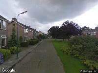 Brandweer naar Hertenhoek in Prinsenbeek