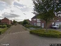 112 melding Ambulance naar Prinzenstraat in Gemert